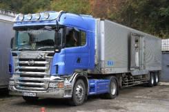Scania R. Продам сцепку, 12куб. см., 40 000кг., 4x2