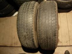 Bridgestone Dueler H/T. Летние, 2008 год, износ: 50%, 2 шт