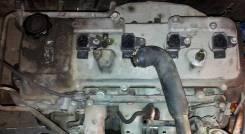 Защита выпускного коллектора. Toyota Hiace Regius, RCH47W Двигатель 3RZFE