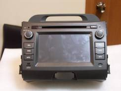 Штатное головное устройство Kia Sorento 2013 c GPS!