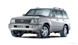 Toyota Land Cruiser. 100
