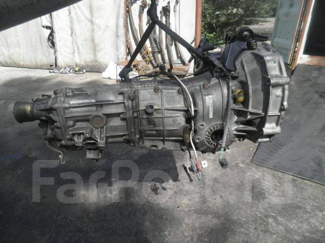 Коробка переключения передач. Subaru Impreza, GG3 Subaru Impreza Wagon, GG3 Двигатель EJ15