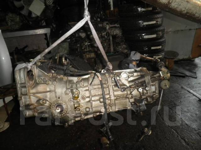 Коробка переключения передач. Subaru Legacy Subaru Impreza WRX, GC8, GC8LD3 Двигатель EJ20