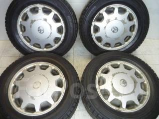 """Колеса 225/60 R16 Dunlop/ на литых дисках/ отправка по России. 7.0x16"""" 5x114.30 ET45 ЦО 60,1мм."""