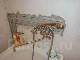Реставрация(замена) старого кафеля и кладка нового, стройпомощь