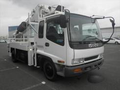 Isuzu Forward. бурилка, 8 200 куб. см. Под заказ