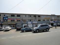 Продам капитальный гараж на первом этаже на Бородинской 26. Бородинская ул. 26, р-н Снеговая падь, 34,0кв.м., подвал. Вид снаружи