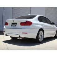 Выхлопная система. BMW 1-Series BMW 3-Series, F30 Двигатель N55