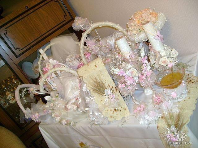 свадебные корзины для армянской свадьбы