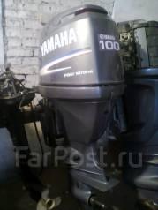 Yamaha. 100,00л.с., бензин, Год: 2000 год