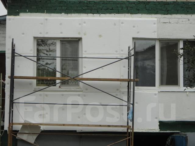 Утепление подъездов, фасадов ! Ремонт панельных швов.