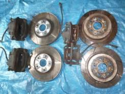Тормозная система. Toyota Supra, JZA80