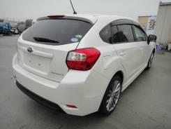 Subaru Impreza Sport. GP7, FB20
