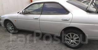 Nissan Laurel. автомат, 4wd, 2.5 (200 л.с.), бензин, 140 000 тыс. км