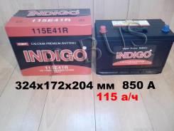 Indigo. 115 А.ч., правое крепление, производство Корея