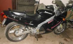 Kawasaki ZZR 250. 250 куб. см., неисправен, птс, с пробегом