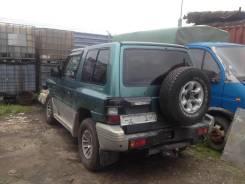 Mitsubishi Pajero. Продам ПТС 2 1998 г. в. V23