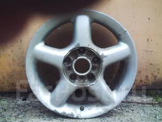 Toyota. x15, 5x100.00, ET0