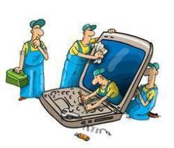Компьютерная помощь, ремонт ноутбуков на дому. Выезд весь январь!