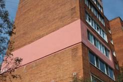 Зимой - Утепление и герметизация стен снаружи. ООО Тепло Строй Монтаж