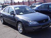 Ford Mondeo. MKIII, 18