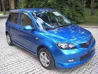 Mazda Demio. DY3R, ZJ