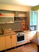 2-комнатная, улица Котельникова 7. Третья рабочая, агентство, 55кв.м. Кухня