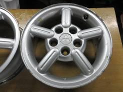 Mitsubishi. 6.0x15, 5x114.30, ET46, ЦО 67,1мм.