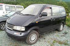 Nissan Largo. W30, CD20T