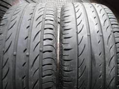 Pirelli P Zero Nero. Летние, 2010 год, износ: 10%, 2 шт