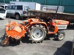 Kubota. Мини трактор ZB1600DT, 16 л. с., 3 цилиндра.