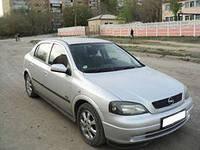 Opel Astra. Z18XE