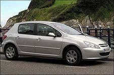 Peugeot 307. 10FX4X