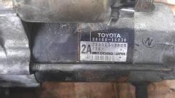 Стартер. Toyota Caldina, AT191G Двигатель 7AFE