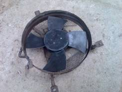 Вентилятор охлаждения радиатора. Nissan Skyline, WHJR31, HR31, WFJR31, FJR31, SR31