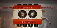 Печка дополнительная в салон на 8 секций (12V/24V). Возм. налож. плат.