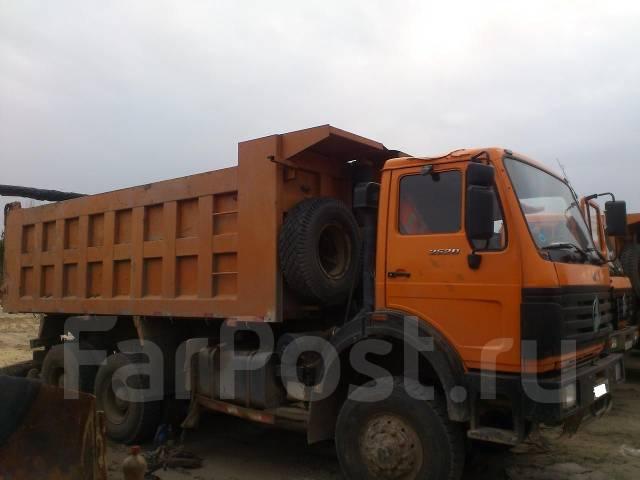 Beifang Benchi ND3250A38Q2. Продается, 9 726 куб. см., 33 000 кг.