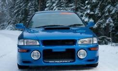 Бампер. Subaru Impreza, GC1, GC2, GC4, GC6, GC8