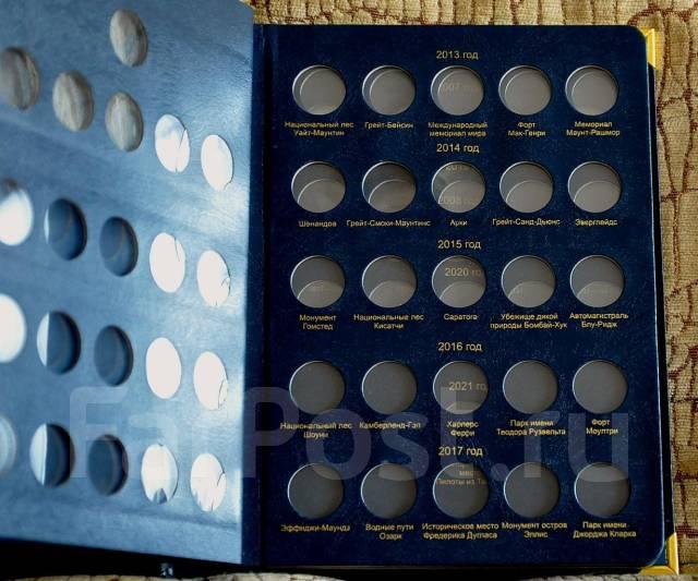 Футляры для альбомов монет цировка по золоту