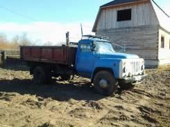ГАЗ 53. Газ-53, 2 445 куб. см., 3 500 кг.