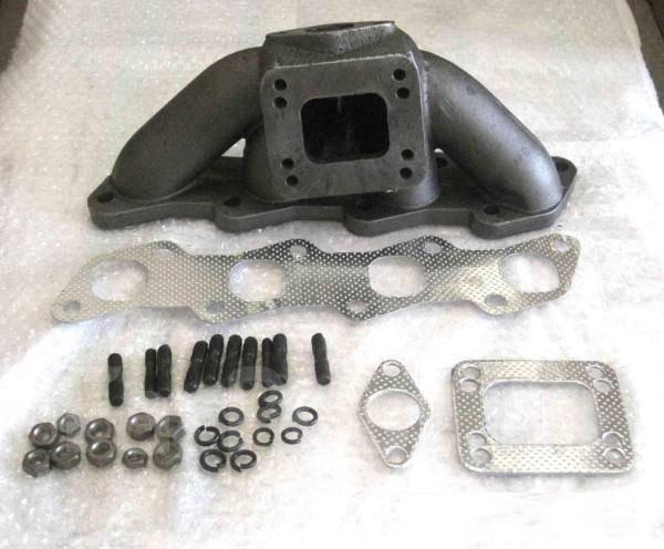 Коллектор выпускной. Nissan 240SX Nissan Silvia, S15, S14