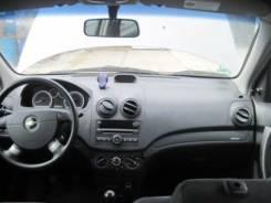 Панель приборов. Chevrolet Aveo