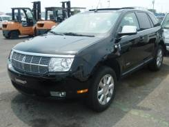 Lincoln MKX, 2008