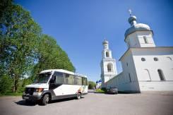 Пассажирские перевозки микроавтобусами 8,11, 17 мест. С водителем