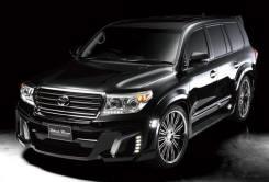Обвес кузова аэродинамический. Toyota Sports Toyota Land Cruiser. Под заказ