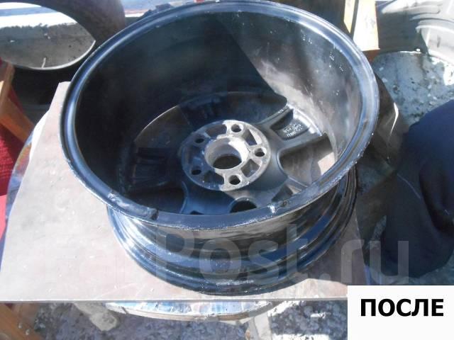 Ремонт дисков, Покраска, Пескоструйка, Сварка Аргоном любых деталей.