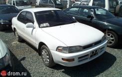 Двигатель в сборе. Toyota Corolla Sprinter