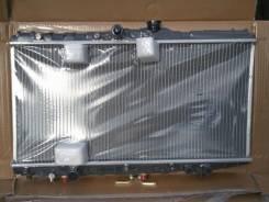 Радиатор охлаждения двигателя. Toyota Carina, AT170 Двигатель 5AFE
