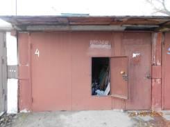 Продам ж/б гараж. Юрина 184,а, р-н кардиоцентр, 18 кв.м. Вид снаружи