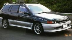 Обвес кузова аэродинамический. Toyota Caldina, ST190